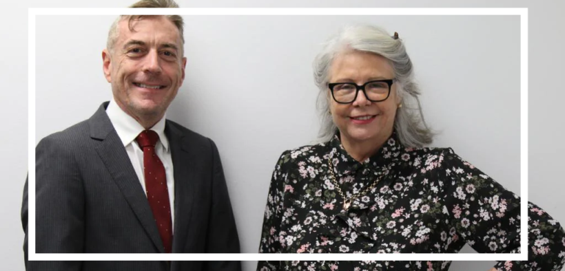 Founder and Associate Professor Leanne M Zalapa to retire, Andrew Giles appointed as CEO