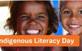 Indigenous Literacy day