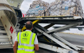 World Food Program Partners with Flight Safety Foundation to Transport Food Aid Amid COVID-19