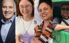 HESTA Impact Award winners