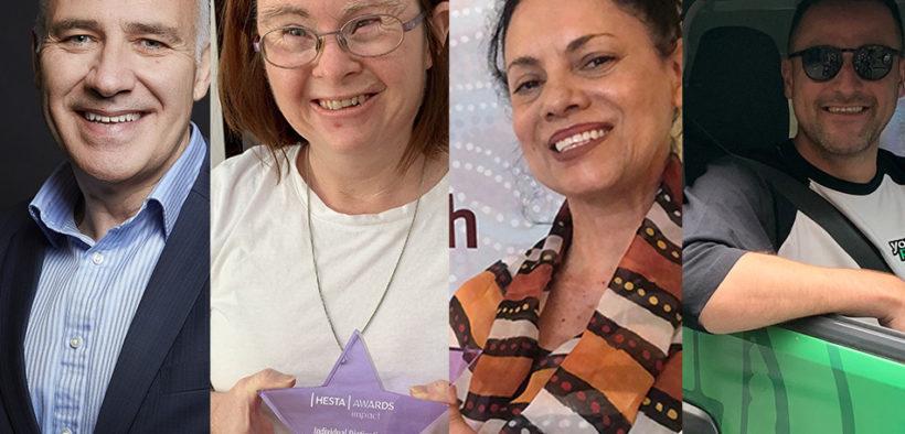 HESTA Impact Award winners