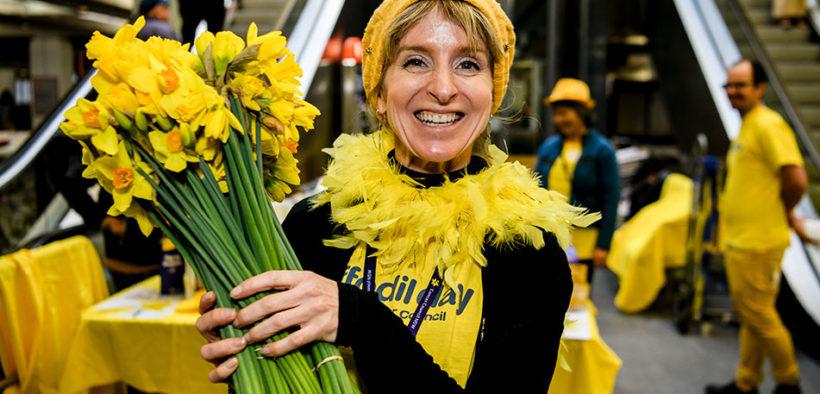 cancer charity daffodil day