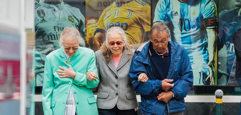 social networking for the elderly
