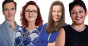 Fundraising Institute of Australia's newest board members