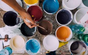 paint drive