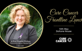 pancreatic cancer research fundraiser event