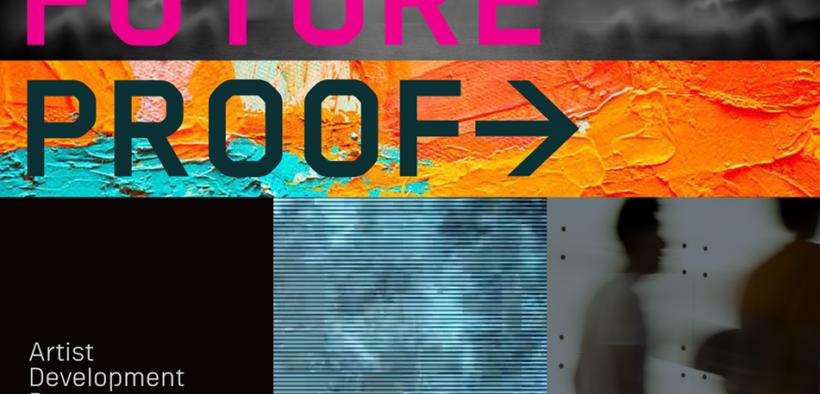 Future-Proof showcase poster