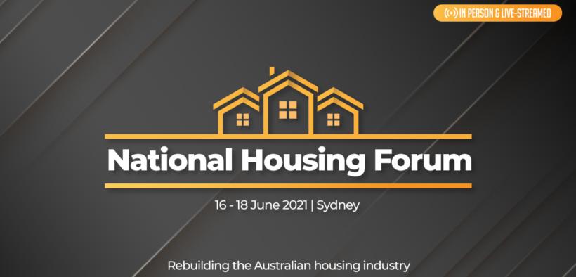 National Housing Forum