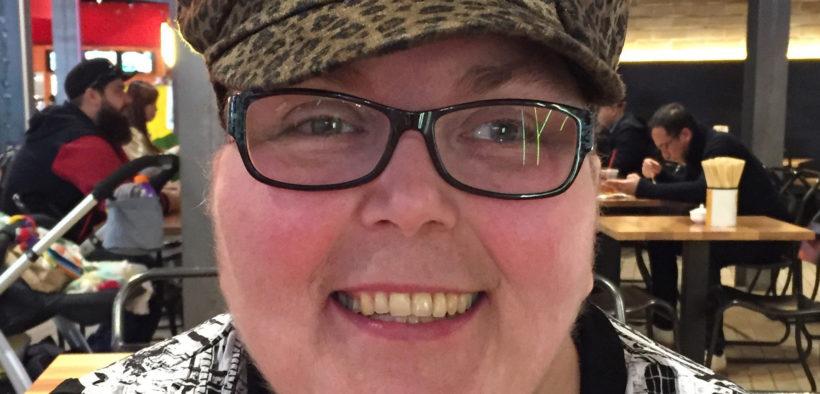 volunteer Miriam Gauci