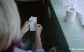 bladder leak protection
