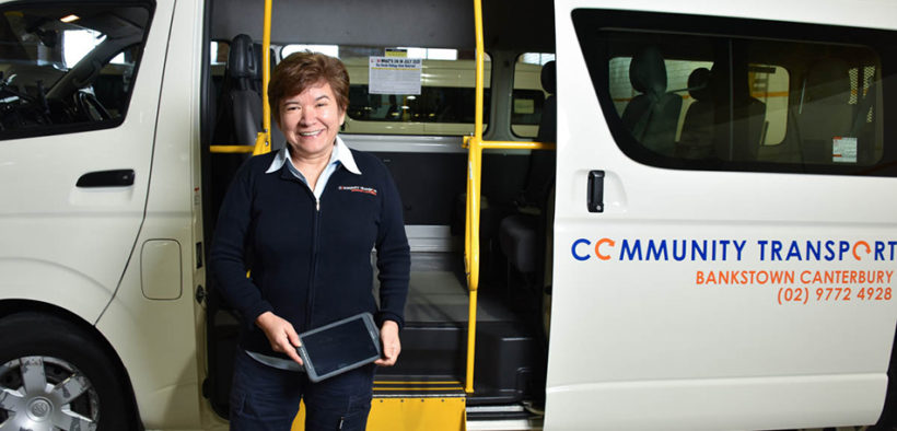 Community transport services