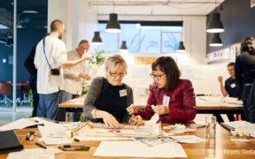 Strategic design services