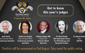 TS Awards Judges