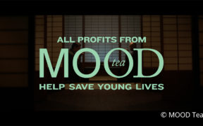 Mood Tea to help prevent youth suicide