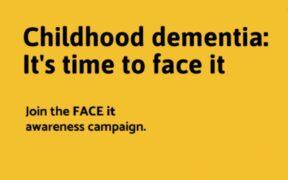 Childhood Dementia Day